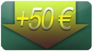 investir 50€ au poker