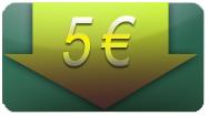 investir 5€ au poker