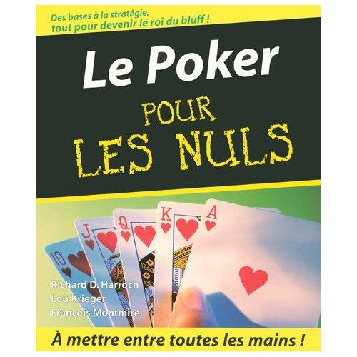 Jouer au poker pour les nuls