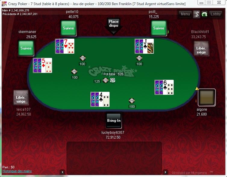 7 Stud Poker