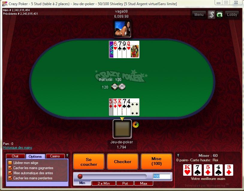 Stud Poker 5