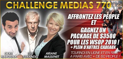 Challenge media