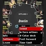Bwin Poker Mobile 150x150 Jouer au poker sur téléphone portable