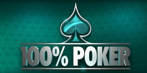 100 pour cent poker