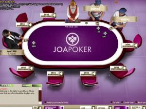 Joa Poker online