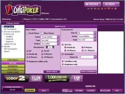 Poker gratuit ou payant : les salles de poker, tournois de la salle de poker Betclicpoker lobby