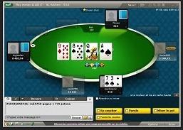 Salle PMU Poker
