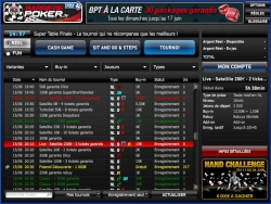 Poker gratuit ou payant : les salles de poker, tournois de la salle de pokerBarriere poker