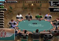 Table de PKR Poker