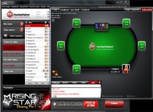 salle Turbo Poker