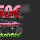 50€ gratuits sur Barriere poker !