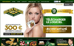 Casino Poker sur Golden Palace2 Casino Poker sur Golden Palace