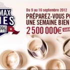 Winamax Series IV du 9 au 16 septembre 2 500 000€ garantis