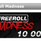 Freeroll Madness sur Turbo Poker