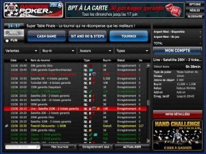 lobby barriere poker