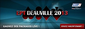 EPT Deauville 2013 sur Everest Poker