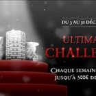 Ultimate Challenge sur PMU Poker