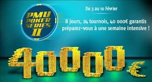 PMU Poker Series 2