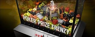 Poker Prize Frenzy
