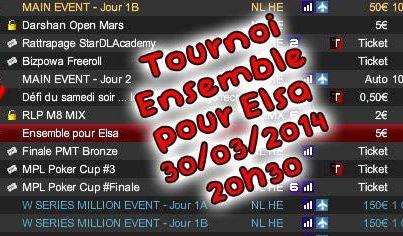 tournoi elsa