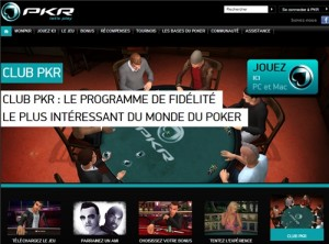 Ameliorez votre niveau sur PKR Poker