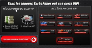 Club VIP de Turbo Poker