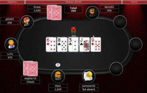 Notre Salle de poker